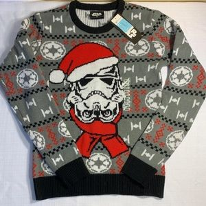 🌟HP🌟 Stormtrooper ugly Christmas sweater